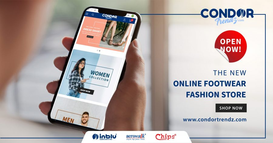 Condor enters ecommerce space with the launch of its online fashion store